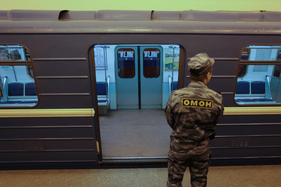 В доме пенсионера, оставившего в метро сумку с тротилом, найден целый арсенал
