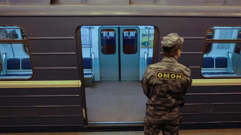 У пассажиров столичной подземки будут проверять документы