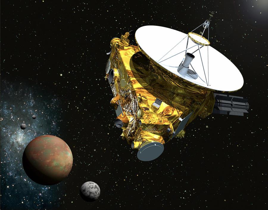 Затерянный в космосе: отправленный с Земли аппарат добрался до бывшей планеты Солнечной системы