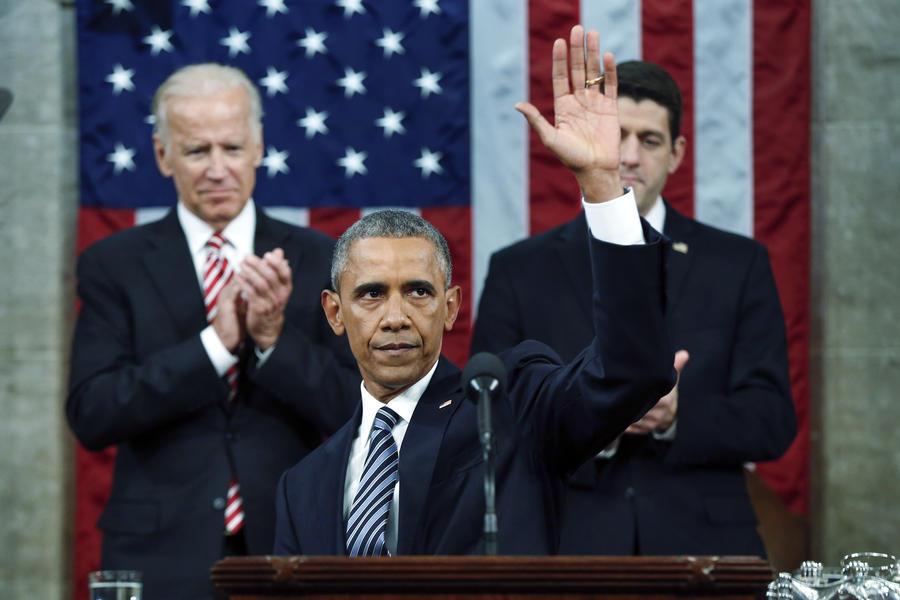 Барак Обама призвал конгресс одобрить использование армии США против ИГ