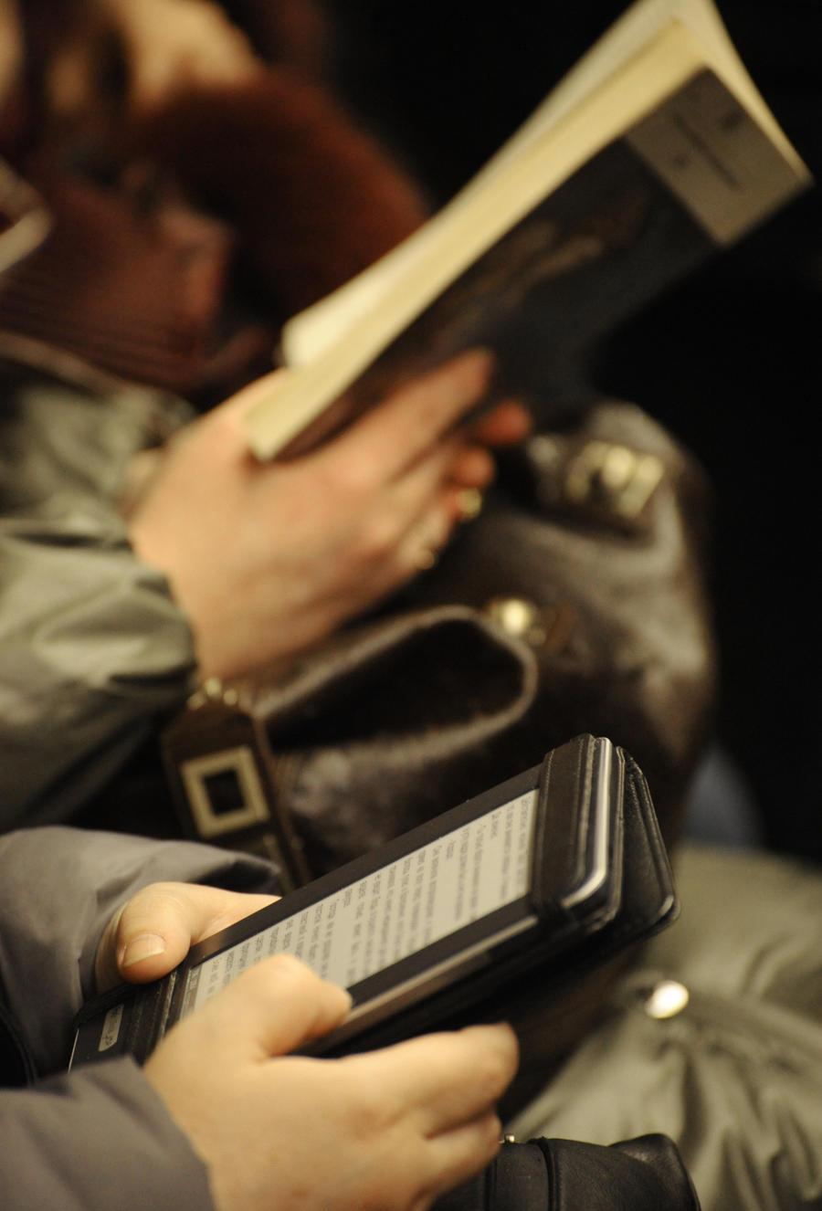 Антипиратский закон впервые применили к электронным книгам