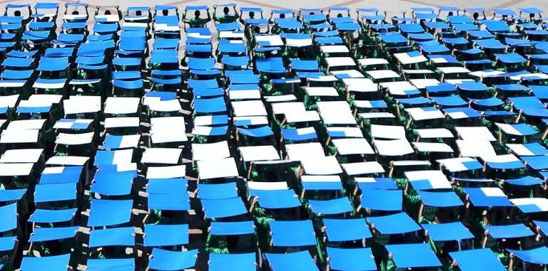 25 тысяч волонтеров начинают подготовку к Олимпиаде в Сочи