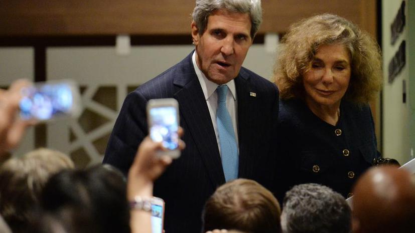 Джон Керри обозначил сроки решения ядерной программы Ирана