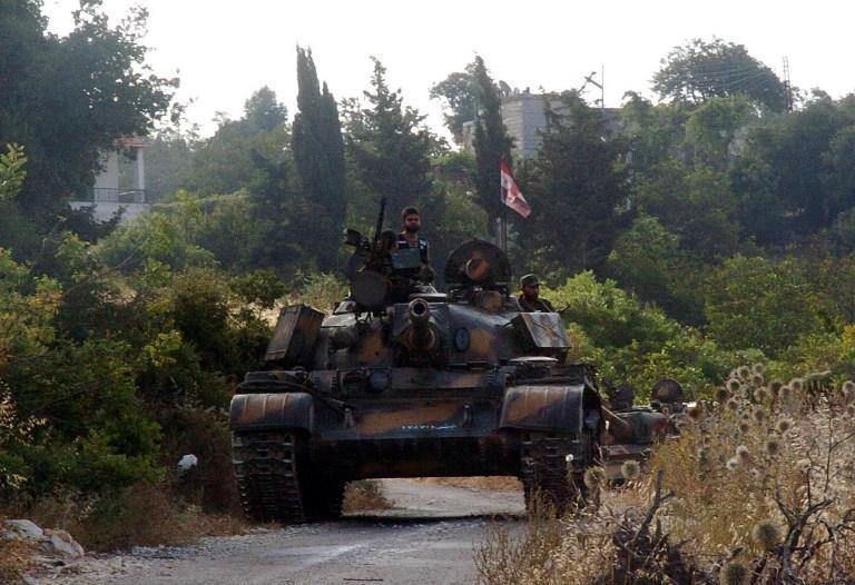 Сирийская армия провела успешную операцию против боевиков