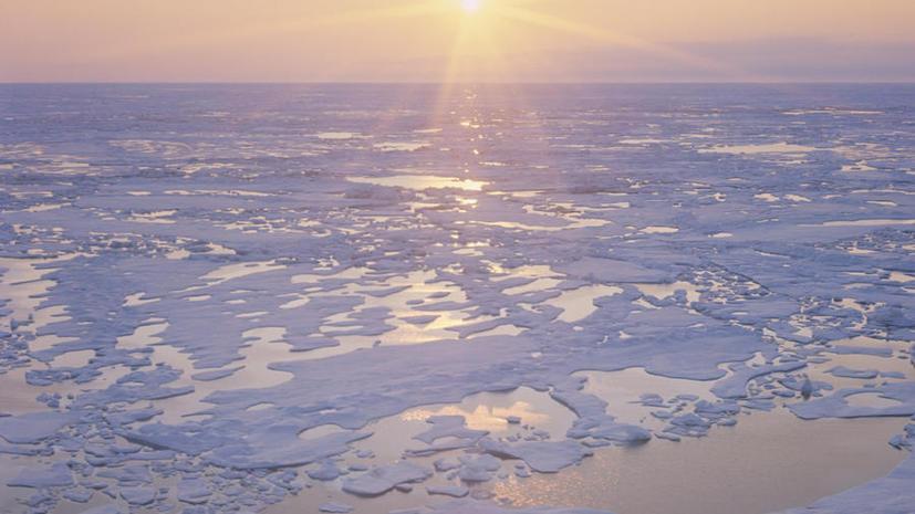 Американские военные не готовы к таянию льдов в Арктике