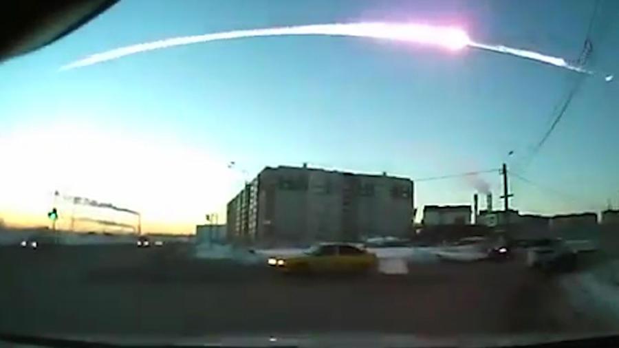 The Independent: Челябинский метеорит попал на Землю рикошетом