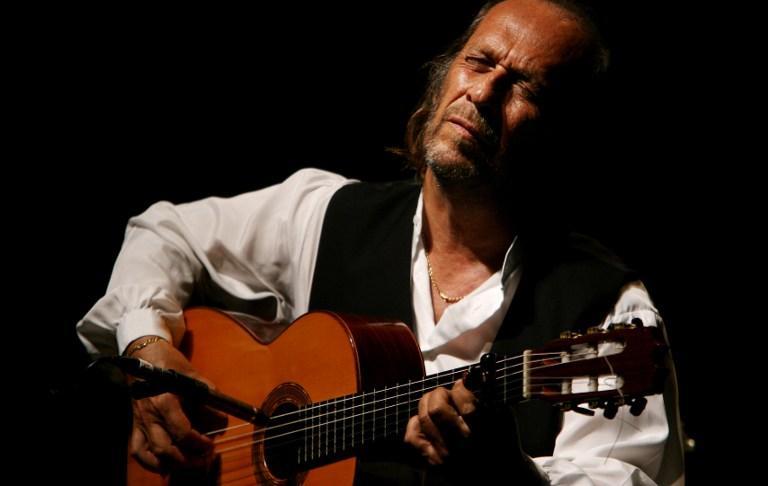 Умер испанский гитарист Пако де Лусия