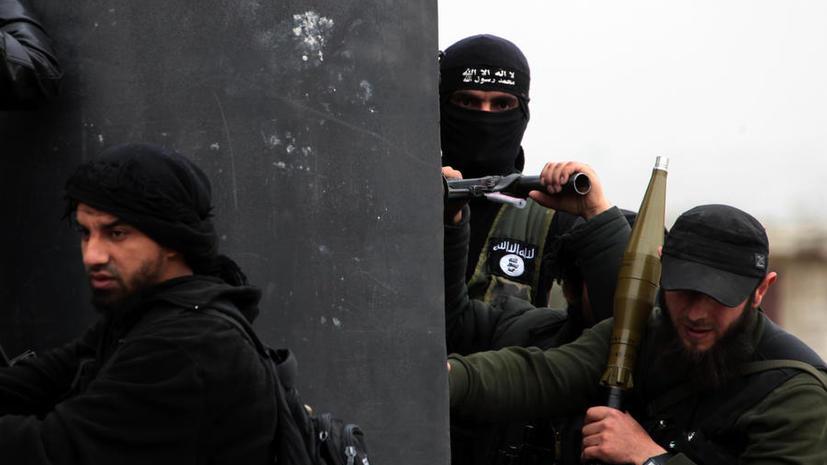 Сирийские боевики опубликовали видеозапись расправы над пленным шиитом