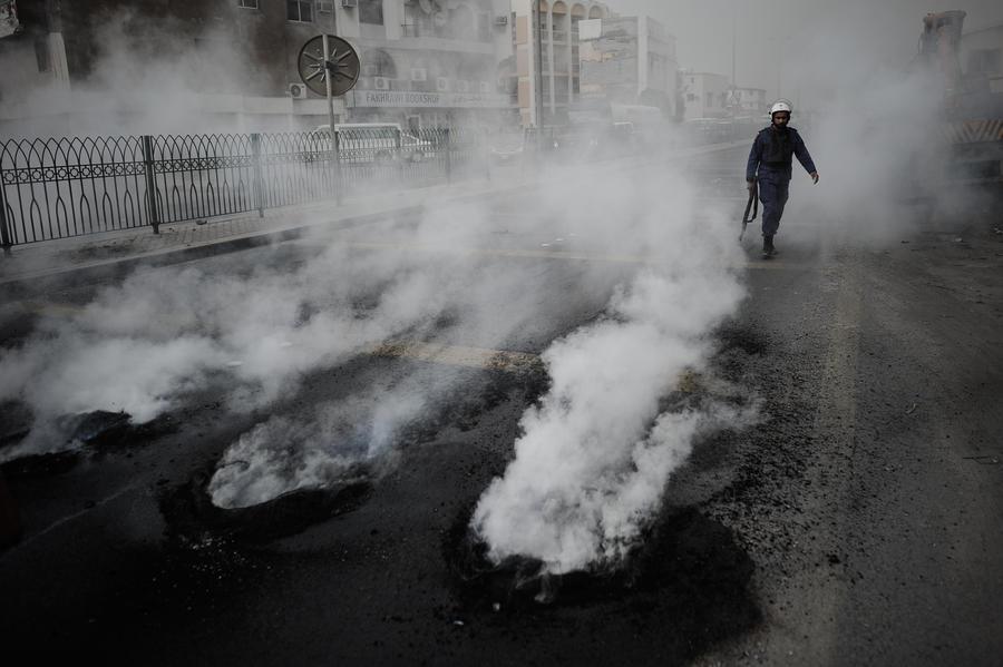 В Бахрейне арестованы участники протеста против «Формулы-1»