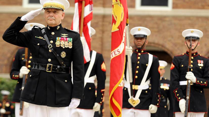 Высокопоставленный американский генерал заподозрен в разглашении секретной информации