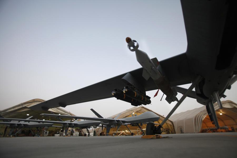 Минобороны США признало использование военных беспилотников на территории страны