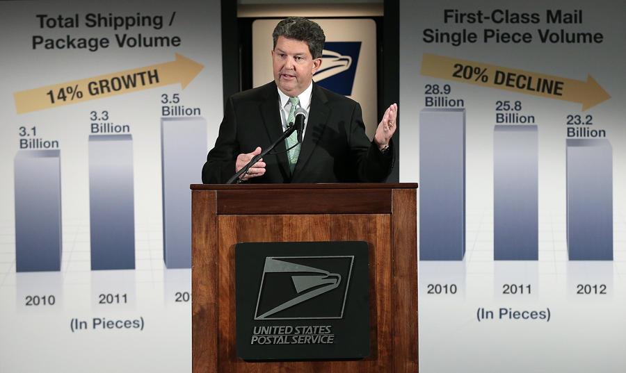 Почтовая служба США фотографирует каждый конверт с письмом