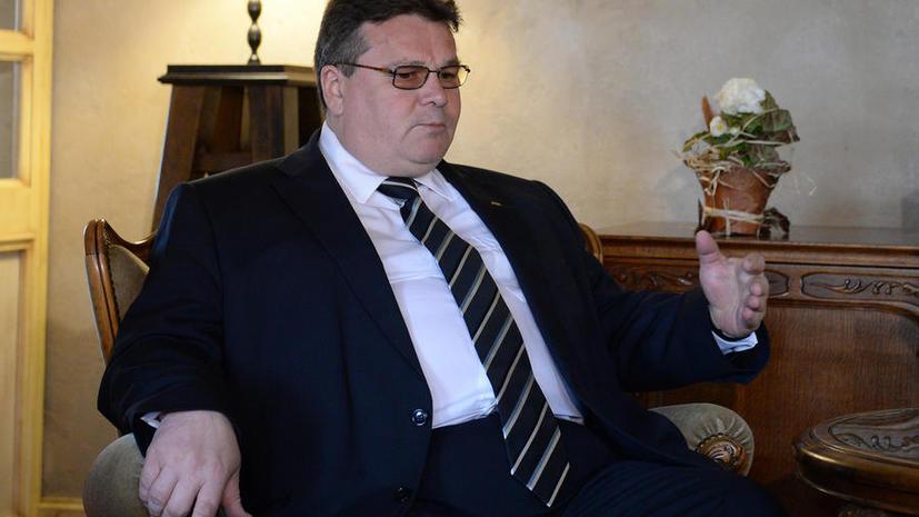 Литва пригрозила России ограничить доступ к Калининграду
