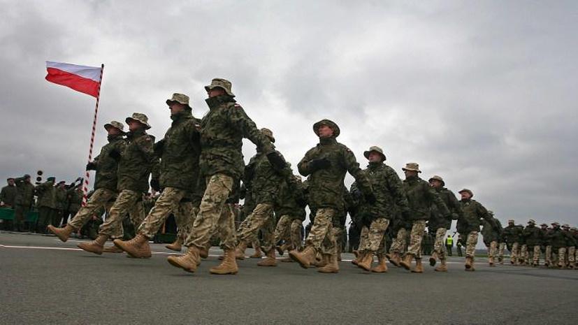 СМИ: Базу НАТО в Польше могут подготовить для войны с Россией