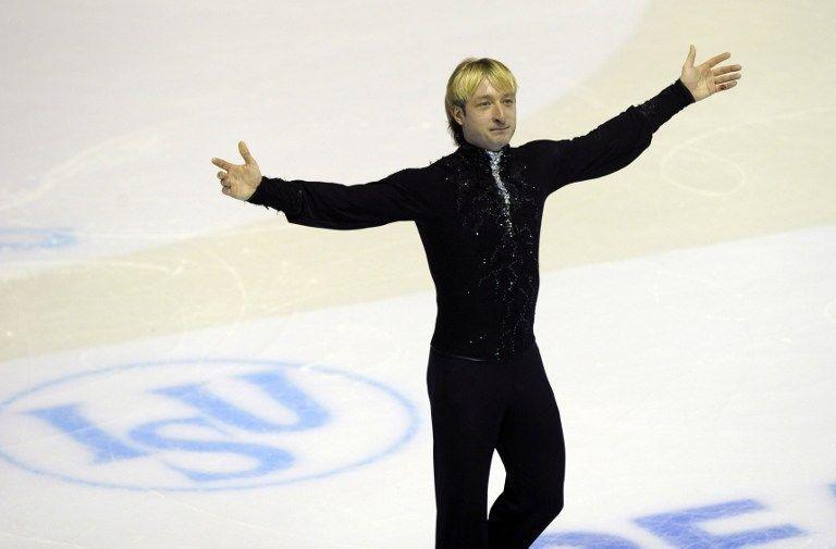 Евгений Плющенко пропустит Чемпионат мира по фигурному катанию