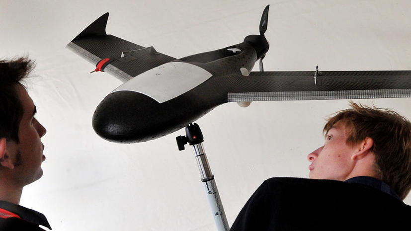 Великобритания направила в Афганистан мини-дроны для шпионажа за талибами