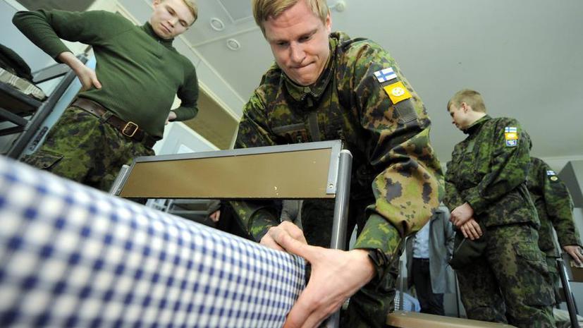 Русскоязычная молодёжь всё чаще идёт служить в финскую армию