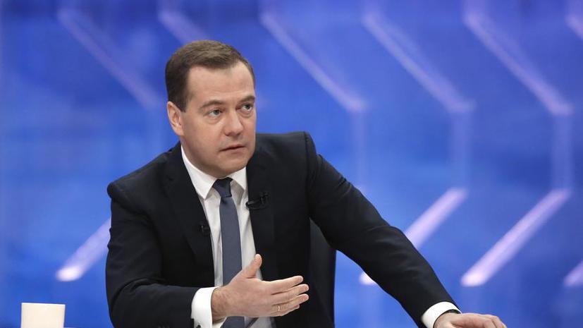 Дмитрий Медведев: 2014 год был исключительным — были и колоссальные достижения, и большие проблемы