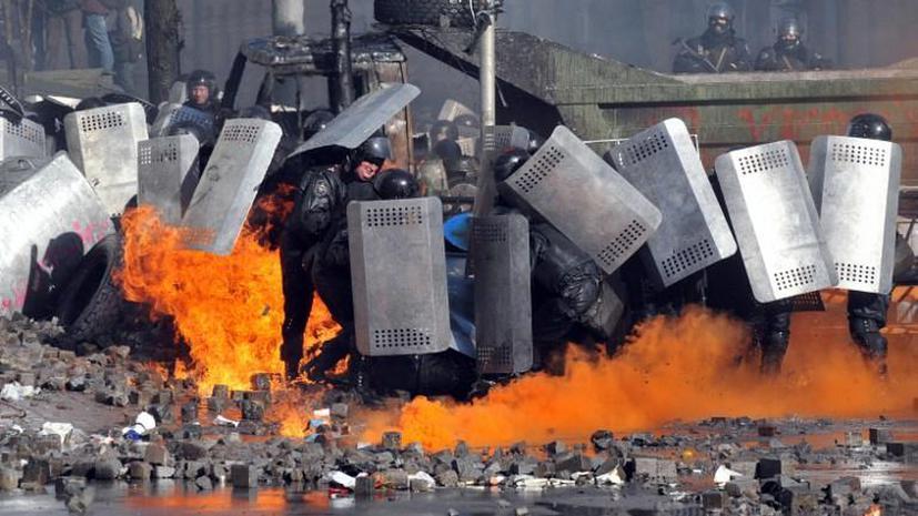 «Интернет-майдан»: информационная война за Украину