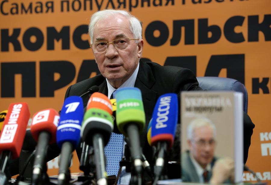 Николай Азаров: На прошедших выборах Киев потерпел сокрушительное поражение на востоке Украины