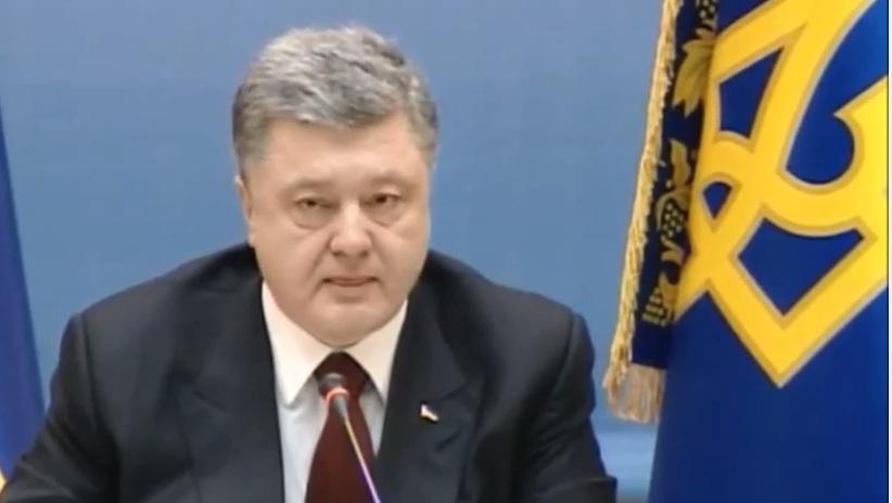 Жириновский о слезах Порошенко: Этого никто не мог сделать — ни Муссолини, ни Гитлер, ни Буш-младший