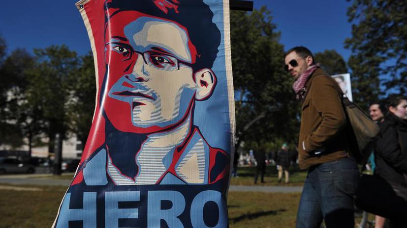 Портрет Эдварда Сноудена появится на вашингтонских автобусах