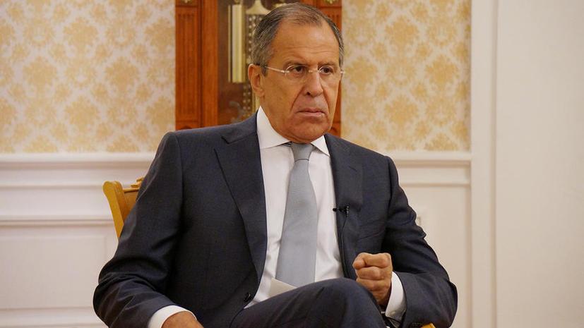 Сергей Лавров: Запад пытается вмешиваться в дела других стран ради достижения геополитических целей