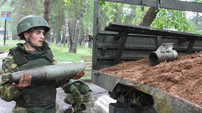 Склады химического оружия в Кировской области были целью террористов-ваххабитов