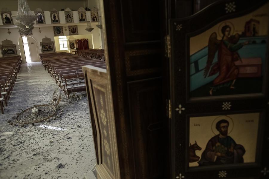 Захваченные в заложники сирийские монахини живы, им доставлены продукты питания
