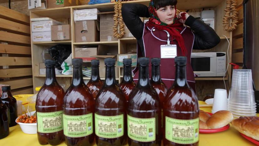 Продажу спиртного могут разрешить на ярмарках и в парках