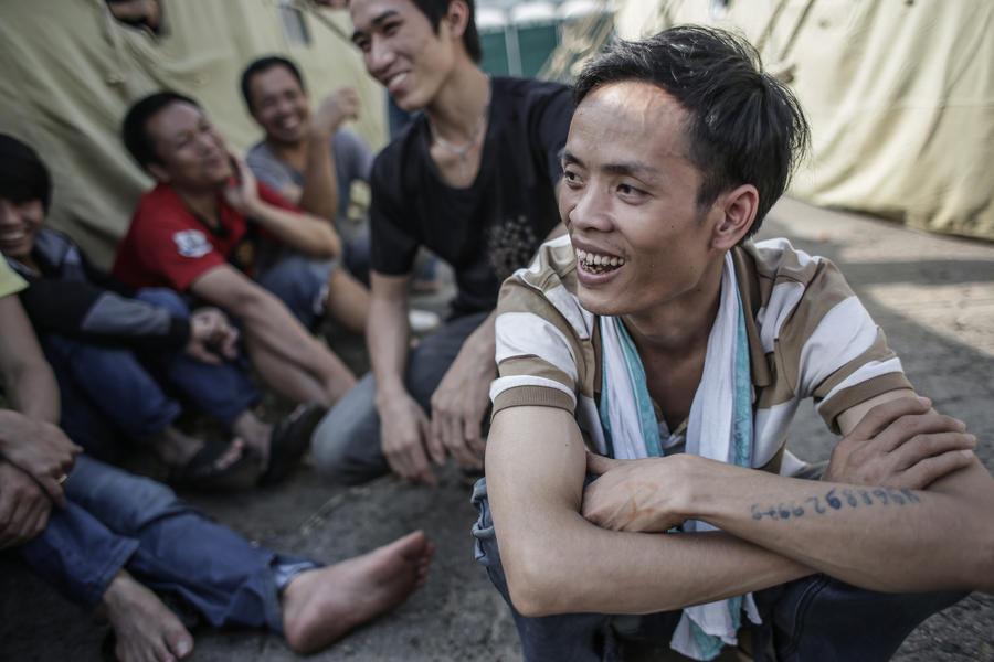 Амнистия для мигрантов может стать платной