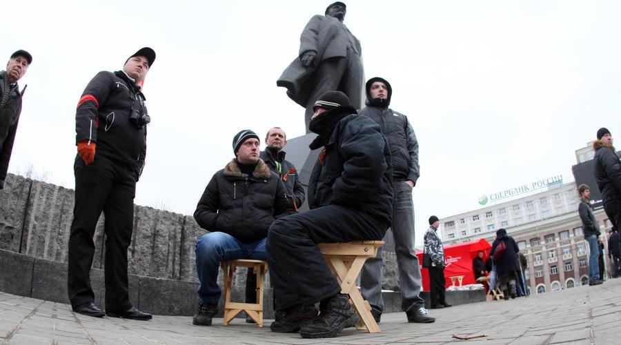 Одесская область избавляется от памятников Ленину