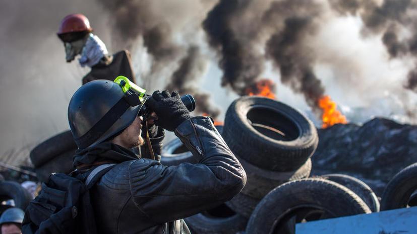 Стратегия нацбезопасности РФ: Поддержка США переворота на Украине привела к расколу среди украинцев