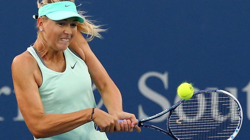 Мария Шарапова пропустит US Open из-за травмы плеча