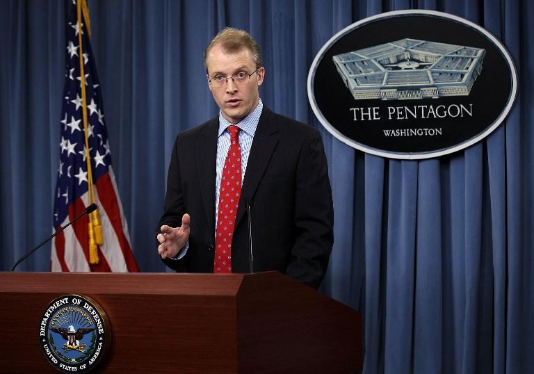 Пентагон подтвердил проведение совместных ракетных испытаний с Израилем