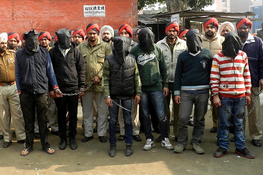В Индии совершено новое групповое изнасилование