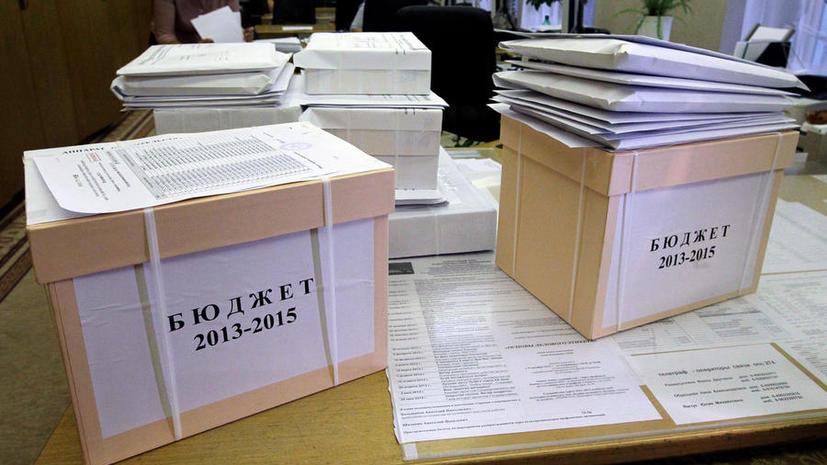 К 2015 году расходы в ряде российских регионов превысят бюджет