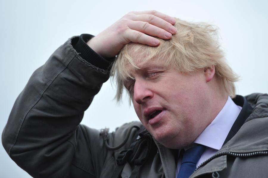 Мэр Лондона раскритиковал решение Дэвида Кэмерона о поставках оружия сирийской оппозиции