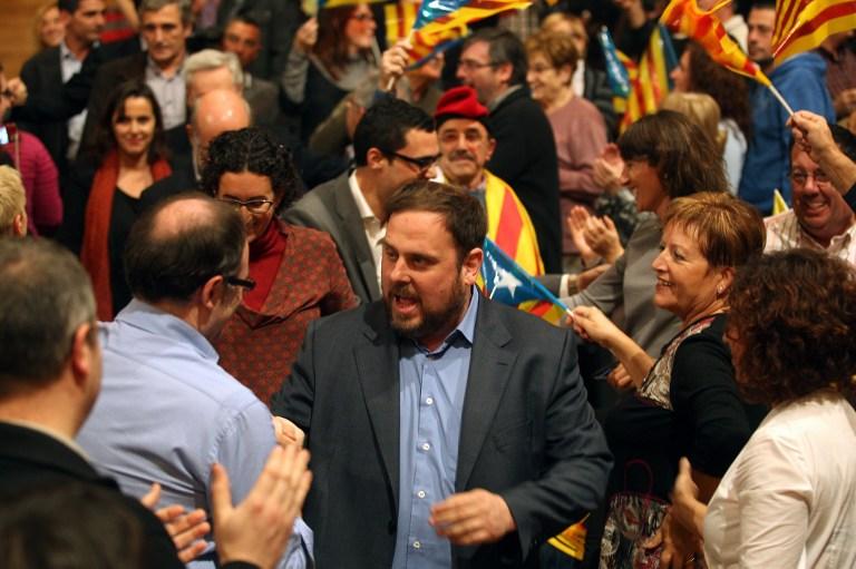Сторонники независимости лидируют на выборах в парламент Каталонии