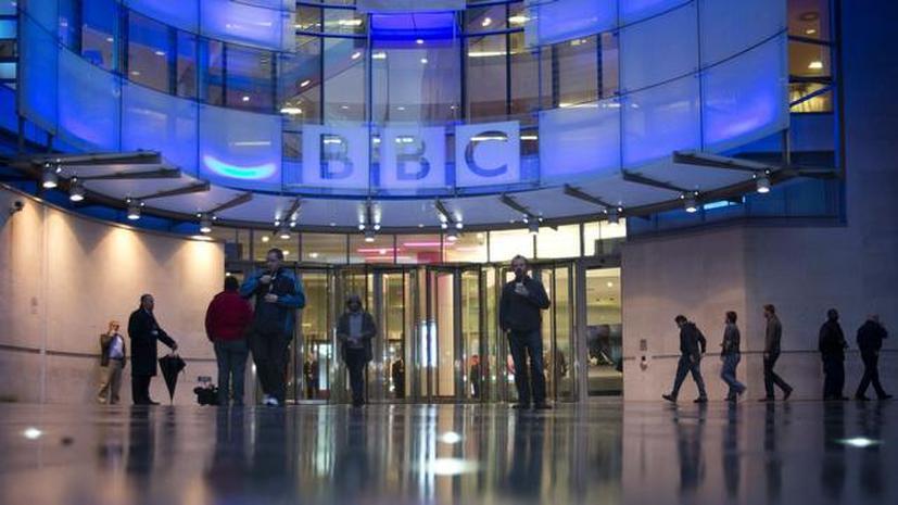 Британская газета: Телеканал BBC выдаёт пропаганду за истину