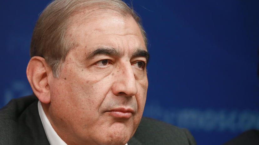 Вице-премьер Сирии Кадри Джамиль отправлен в отставку