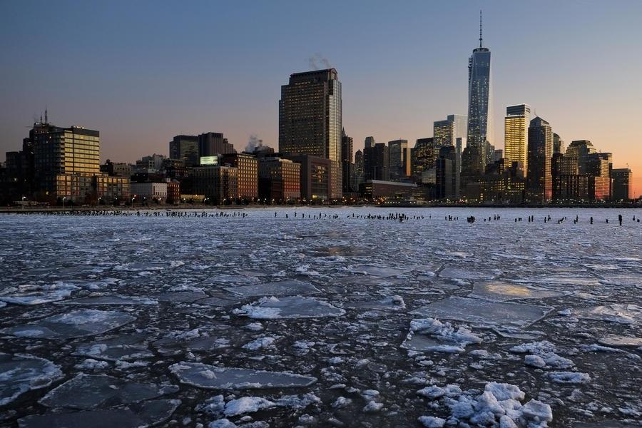 Капризы погоды: почему русский снег «эмигрировал» в США