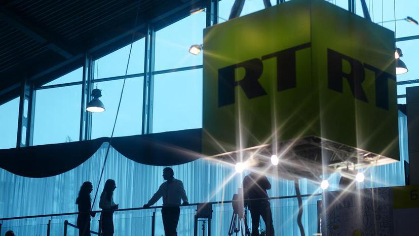 Британские СМИ: RT выигрывает у BBC за счёт интернета
