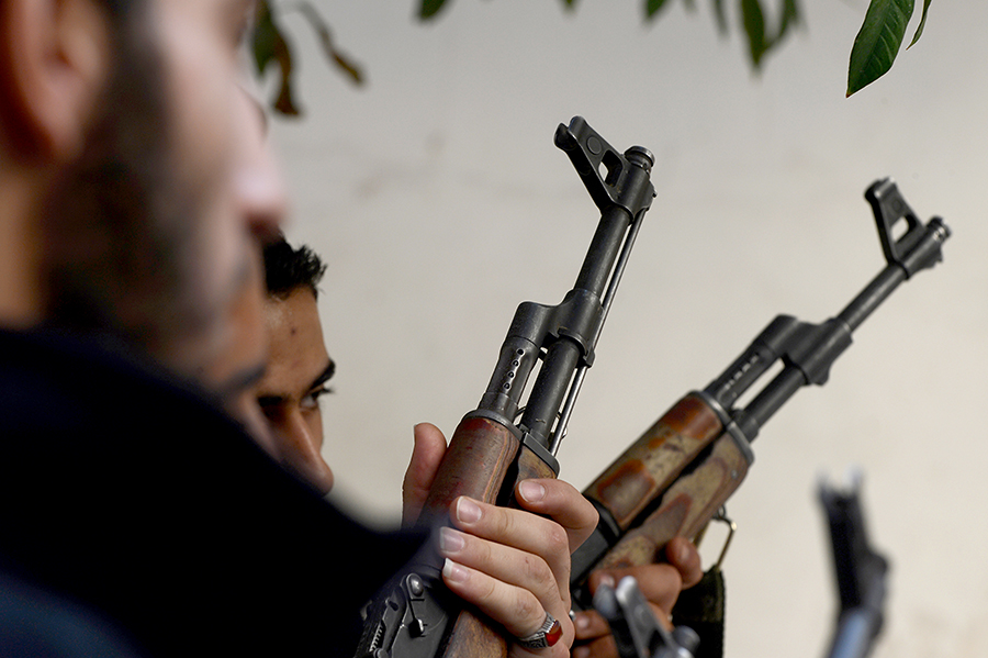 МИД РФ: Сирийские террористы требуют выкуп за похищенных россиян