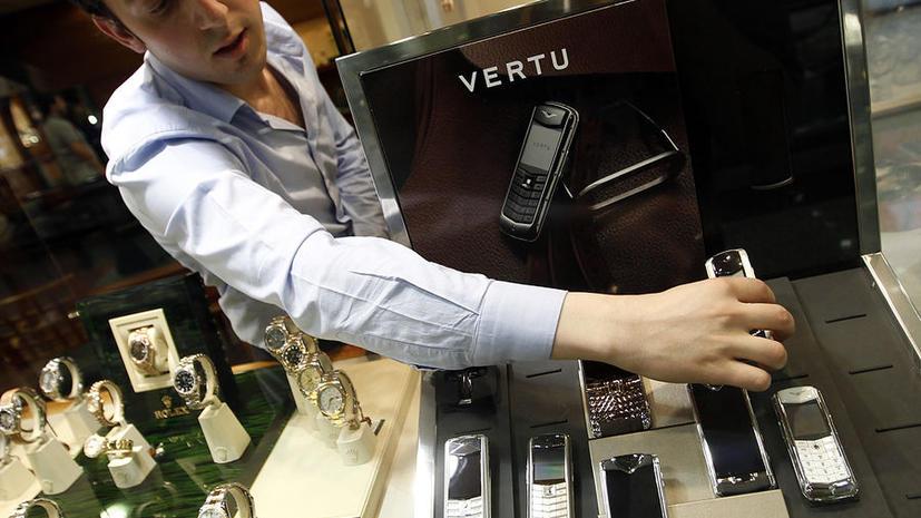 Vertu выпускает смартфон на Android за $10 тыс.