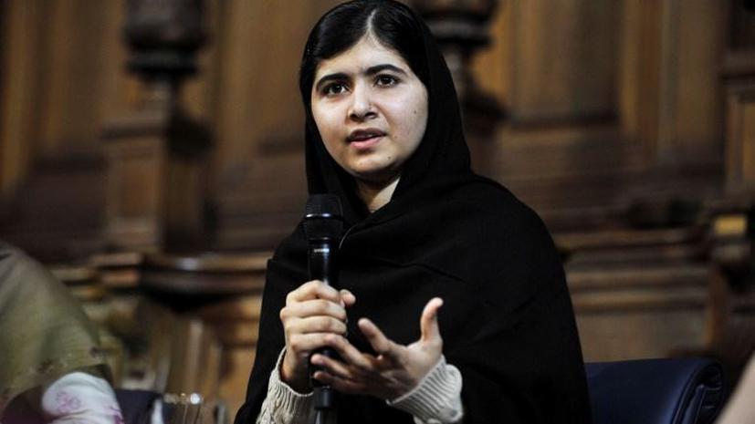 В школах Пакистана запретили книгу Малалы Юсуфзай