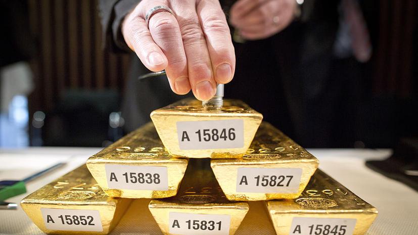 Французы припрятали золотые слитки тунисского диктатора
