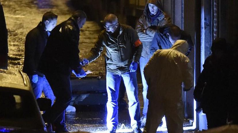 В Бельгии проводится спецоперация, в ряде районов повышен уровень террористической угрозы
