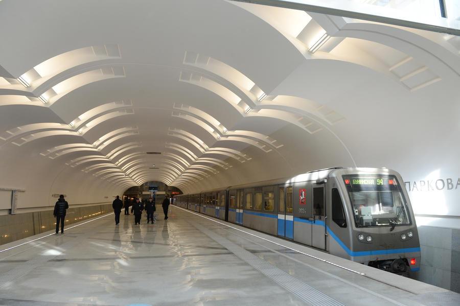 В московском метро скоро появятся поезда-автоматы