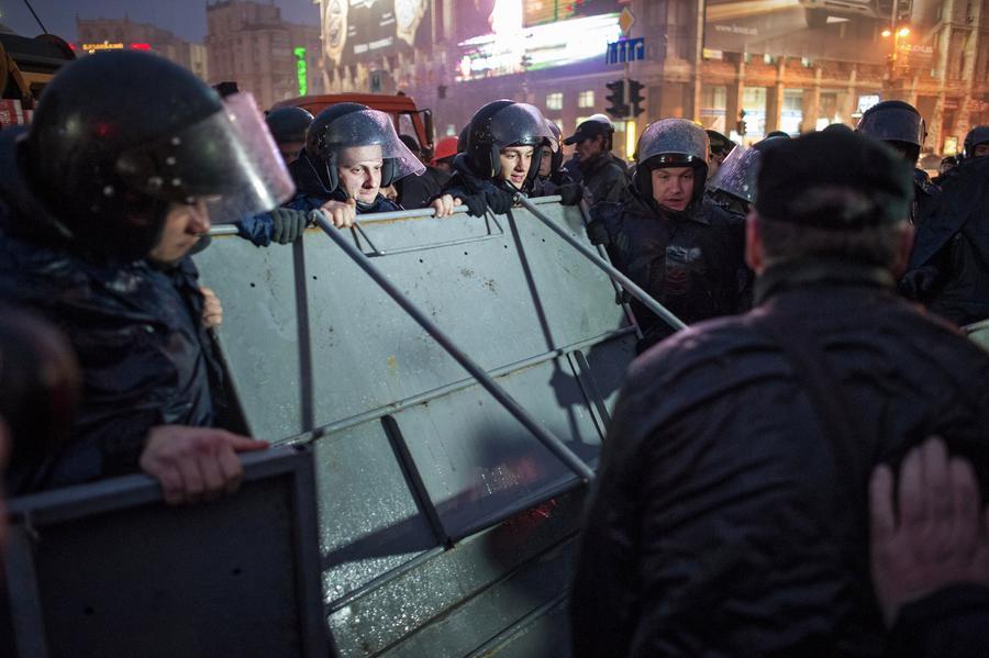 Эксперты: На Украине нет повода для празднования годовщины событий на Майдане